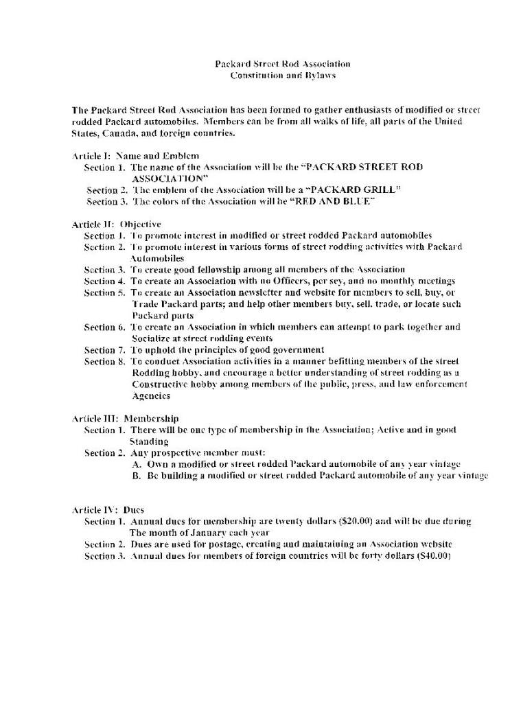 PSRA Constitution pg 1